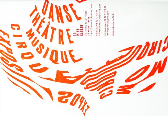 Le Rive Gauche centre culturel 14/15