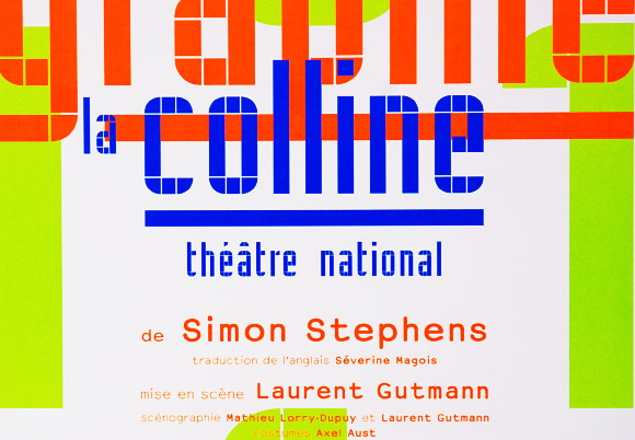 La Colline théâtre national 10/11