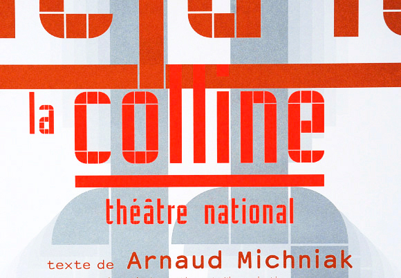 La Colline théâtre national 11/12