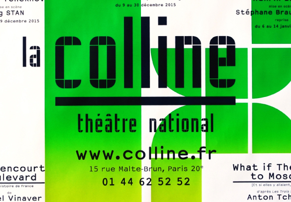 La Colline théâtre national 15/16