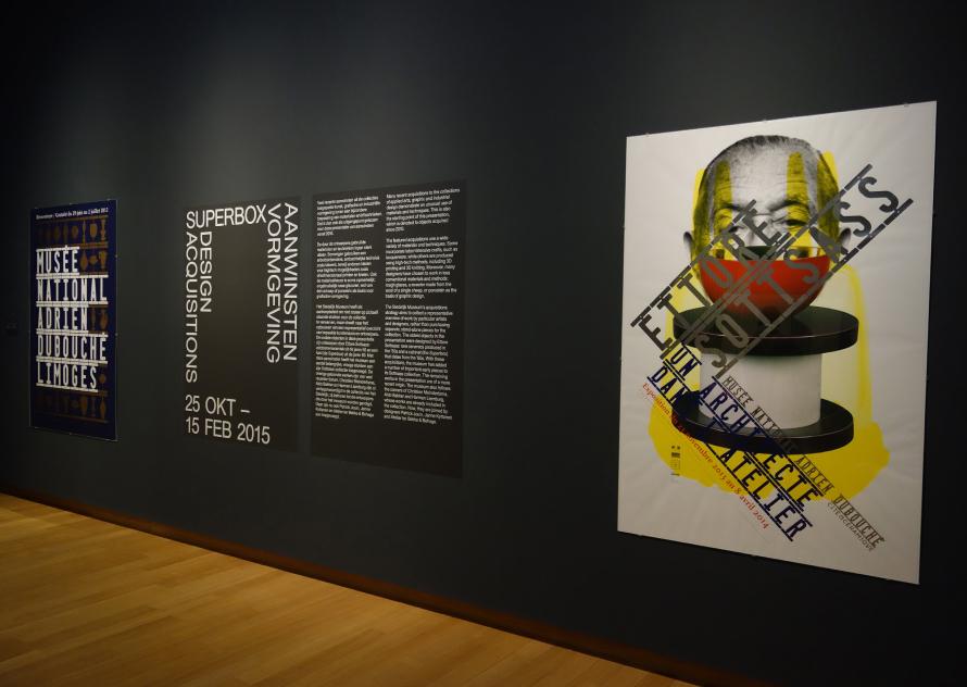 Exposition Stedelijk Museum Amsterdam - affiches
