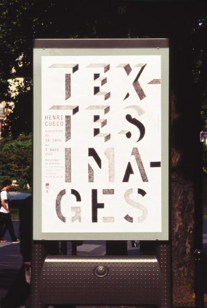 Henri Cueco, Textes/Images