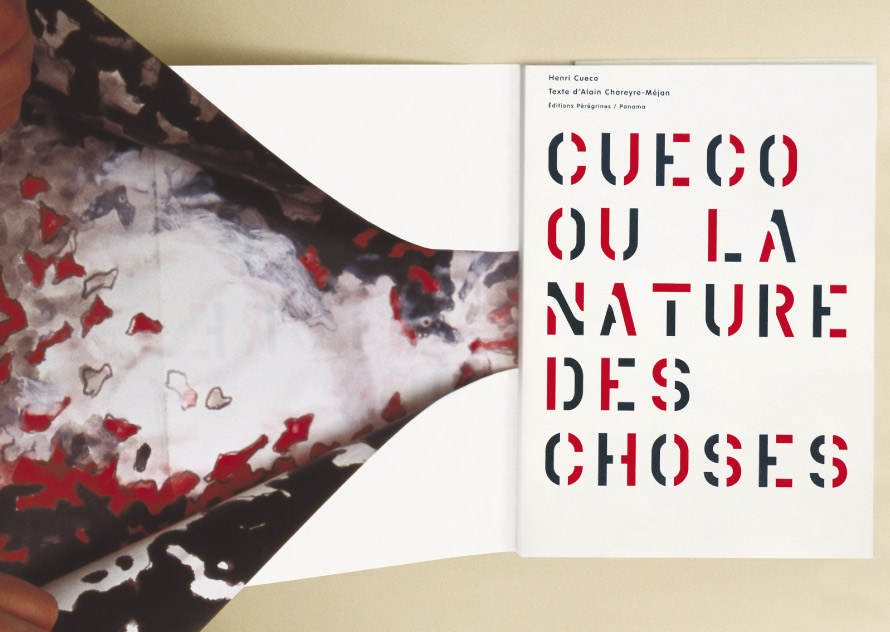 Henri Cueco, Cueco ou la nature des choses