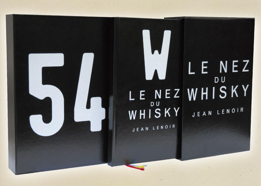 Edition Jean Lenoir - Le Nez du Whisky