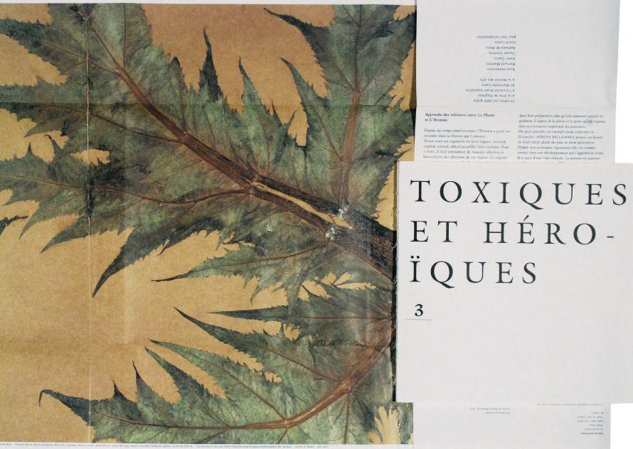 Marinette Cueco, Herbailles, petit herbiers de circonstance