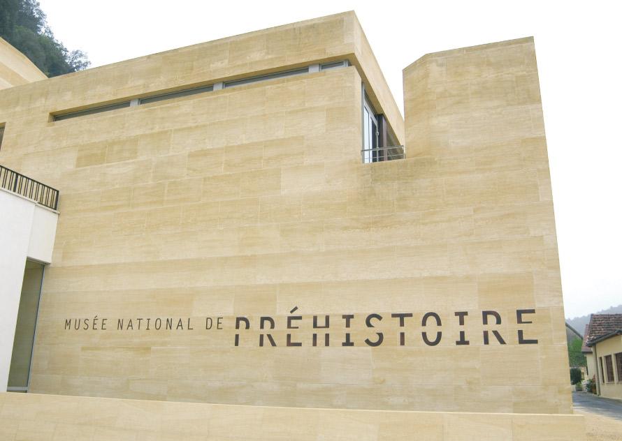 musée National de Préhistoire_batiment