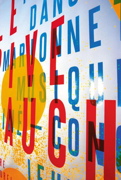 Le Rive gauche - detail affiche