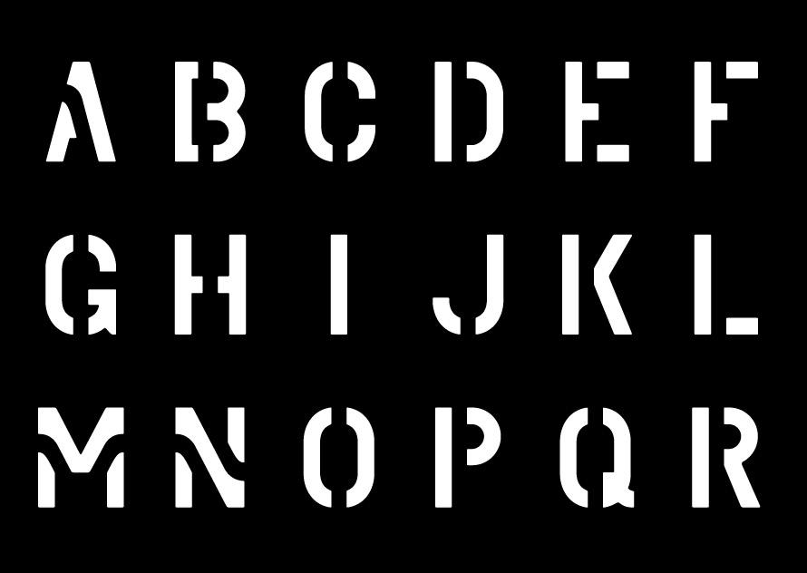 Typographie Elbeuf